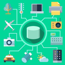 シンプルデータベースサービスのイメージ